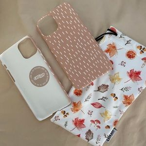 I phone 11 pro phone case from case app